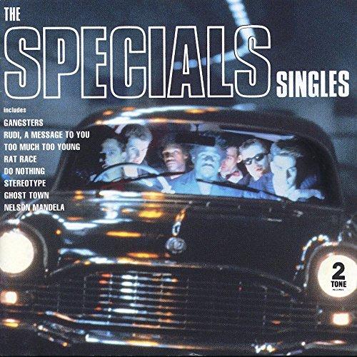CD : The Specials - Singles (CD)