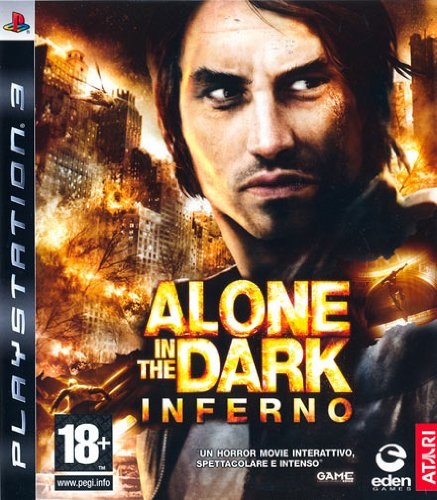 Alone in The Dark INFERNO for PS3 - 3
