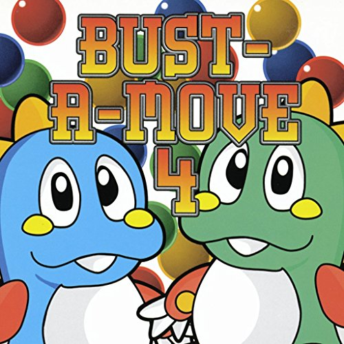 Bust-A-Move 4 (PSOne Classic) - PS3 [Digital Code]