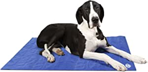 Scruffs Cooling Mat for Dogs, Extra Large, Blue