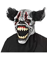 California Costumes Men's Ani-Motion Masks - Last Laugh The Clown