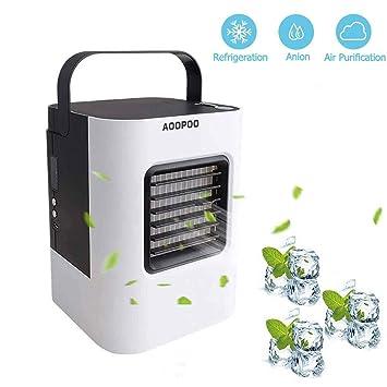 Split- & Inverter-klimageräte Klimagerät Klimaanlage Mobil Luftkühler Befeuchter Air Purifier Usb Netzstecker