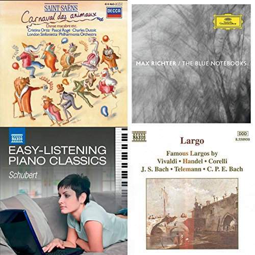 Streaming · Classical for Focus