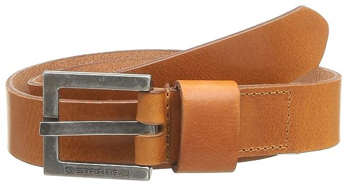 4e01a5a7b61 G-Star - Duko - Ceinture - Uni - Homme  Amazon.fr  Vêtements et accessoires