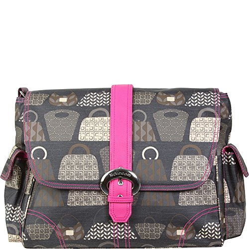 kalencom-matte-coated-buckle-bag-bag-lady-fuchsia