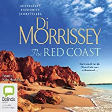 The Red Coast Audiobook by Di Morrissey Narrated by Kate Hosking
