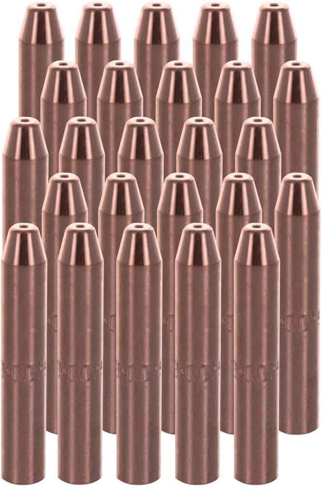 25 pack Miller CK 135430 Contact Tip .035 Alum