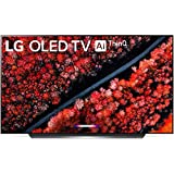 LG Electronics OLED65C9PUA C9 Series 65' 4K Ultra HD Smart OLED TV (2019)