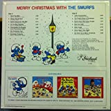 The Smurfs - Merry Christmas With The Smurfs - Lp Vinyl Record