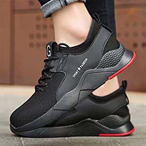 AMY Work Steel Toe Shoes Safety Shoes