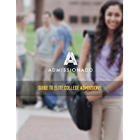 The Admissionado Guide to Elite College Admissions (English Edition)
