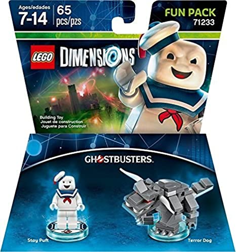 Ghostbusters Stay Puft Fun Pack - LEGO Dimensions by Warner Home Video - Games: Amazon.es: Juguetes y juegos