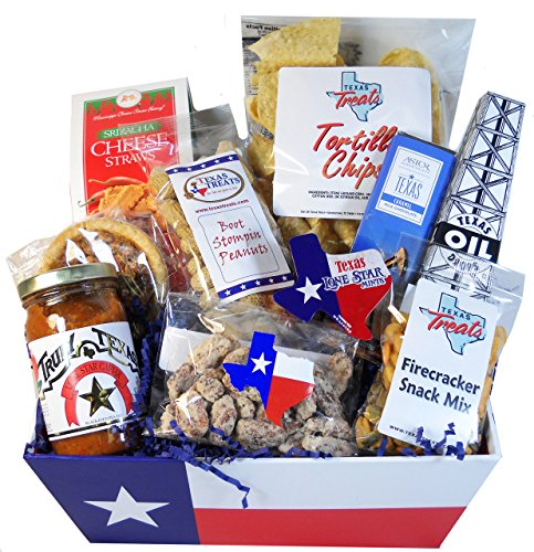 The Houston Gift Basket