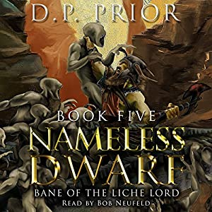 Bane of the Liche Lord Audiobook