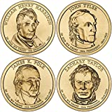 2009 P, D Presidential Dollar 8-Coin P & D Uncirculated