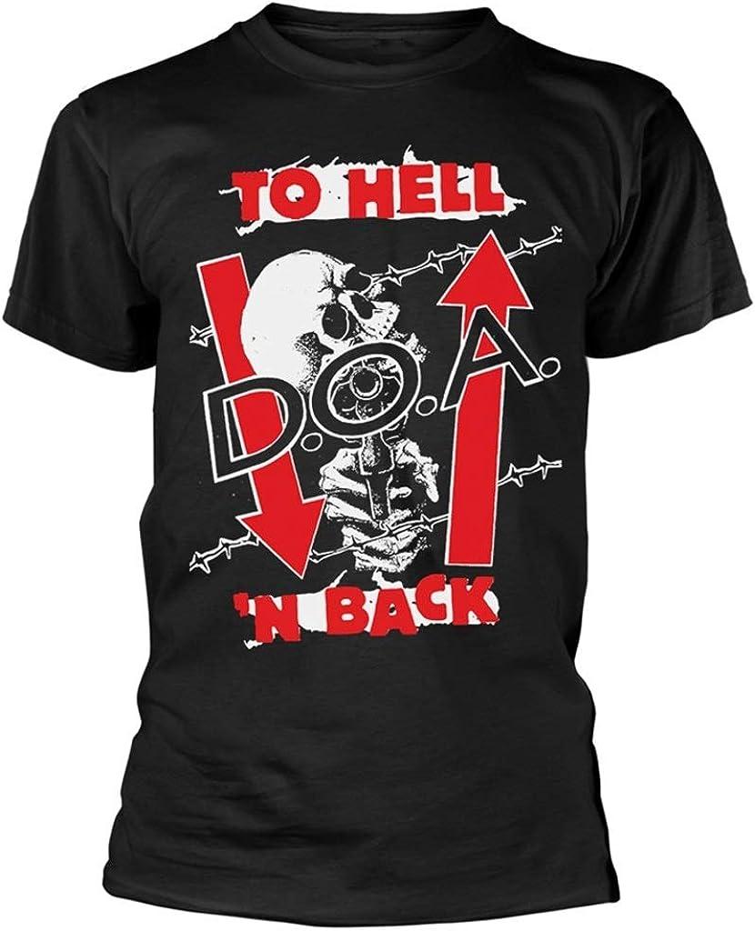 DOA 'to Hell 'N Back' T-Shirt