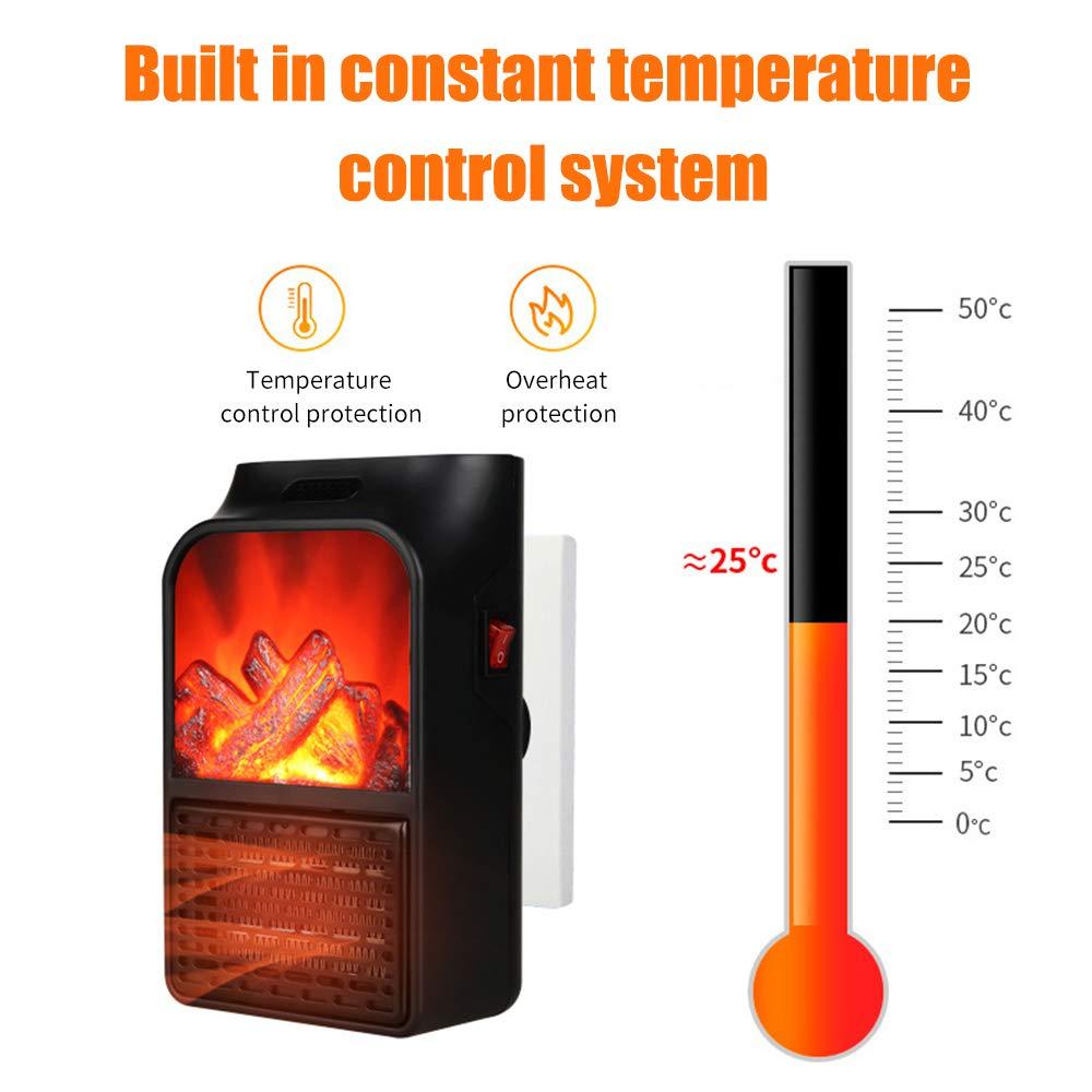 KKmoon Calefactor Electrico Portatil
