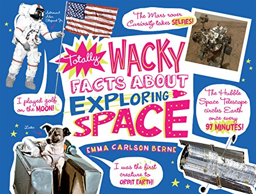 Totally Wacky Facts About Exploring Space (Mind Benders) (10 Facts About The International Space Station)