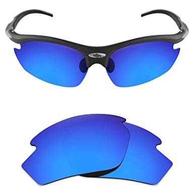 d536ab62b2 MRY POLARIZED Replacement Lenses for Rudy Project Rydon Sunglasses -  Options (Deep Blue