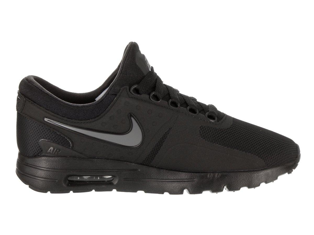 Nike Women's Air Max Zero Black/Black/Dark/Grey/White Running Shoe 6.5 Women US by NIKE (Image #5)