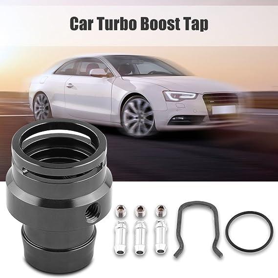 Acouto Adaptador del sensor de vacío del grifo del impulso del turbo del coche: Amazon.es: Coche y moto