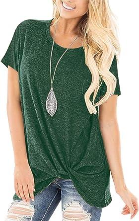 KISSMODA - Camisas - para Mujer: Amazon.es: Ropa y accesorios