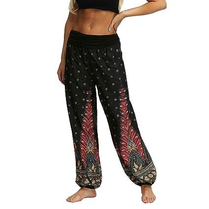 Amazon.com: Clearance Harem Pantalones para mujer, Jiayit ...
