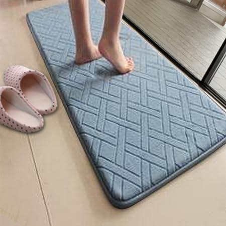 Aceite absorbente cocina piso alfombra/ baño tira puerta puerta corredera matsy/Alfombra de baño/[Deslizamiento felpudos puertas]-C 50x200cm(20x79inch): Amazon.es: Hogar