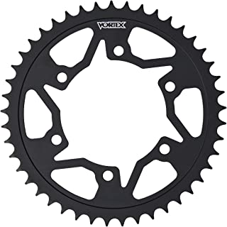 product image for Vortex 526S-43 Black 43-Tooth 525-Pitch Steel Rear Sprocket