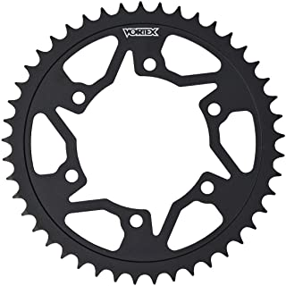 product image for Vortex 435S-43 Black 43-Tooth 520-Pitch Steel Rear Sprocket
