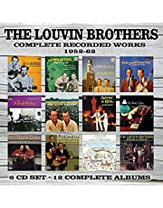 Complete Recorded Works: 1952-1962