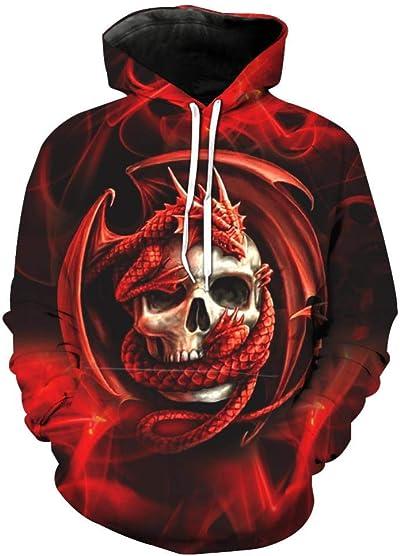 pull tête de mort 3