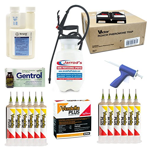 Professional Commercial Roach Killing Kit by Jarrod's Pest Control Supplies