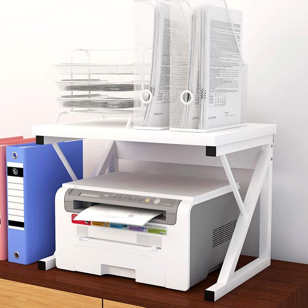 Soporte De Impresora Pequeño Estante De Almacenamiento Portátil De ...