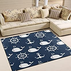 61PUjt8vGuL._SS247_ Whale Rugs and Whale Area Rugs