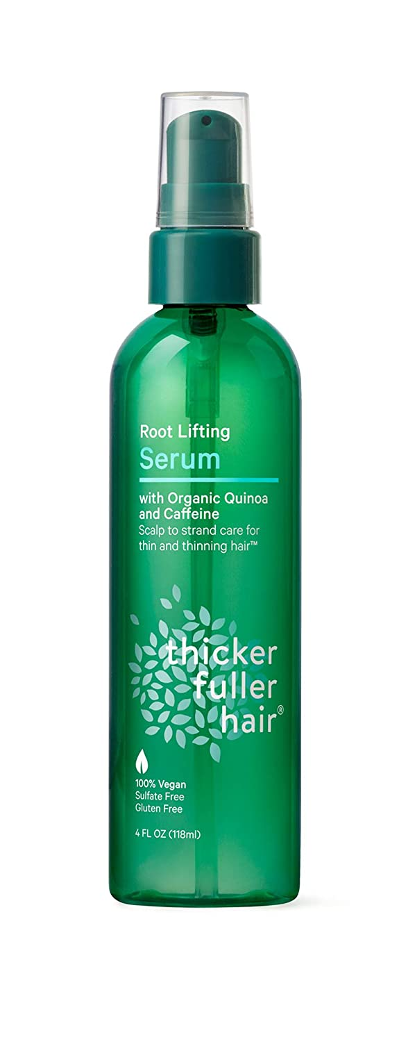 Thicker Fuller Hair Root Lifting Serum By Thicker Fuller, 4 Oz