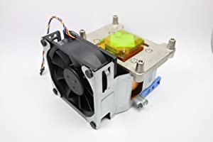 Dell Optiplex XE/XE Desktop CPU Heatsink with Fan Shroud Assembly FF4H5