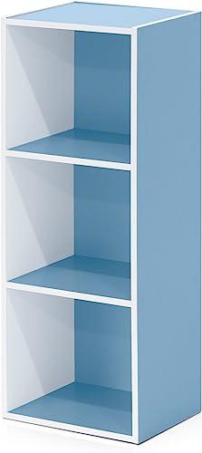 Furinno 3-Tier Open Shelf Bookcase