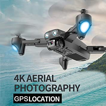 Leefly CSJ S167GPS Drone con cámara 4K Cámara WiFi FPV Drone Way ...