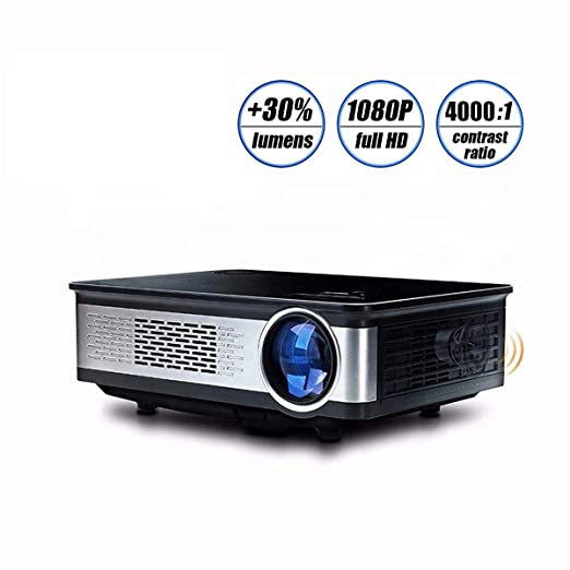 Ai LIFE Proyector de Cine en casa Proyector de Video LED Full HD ...