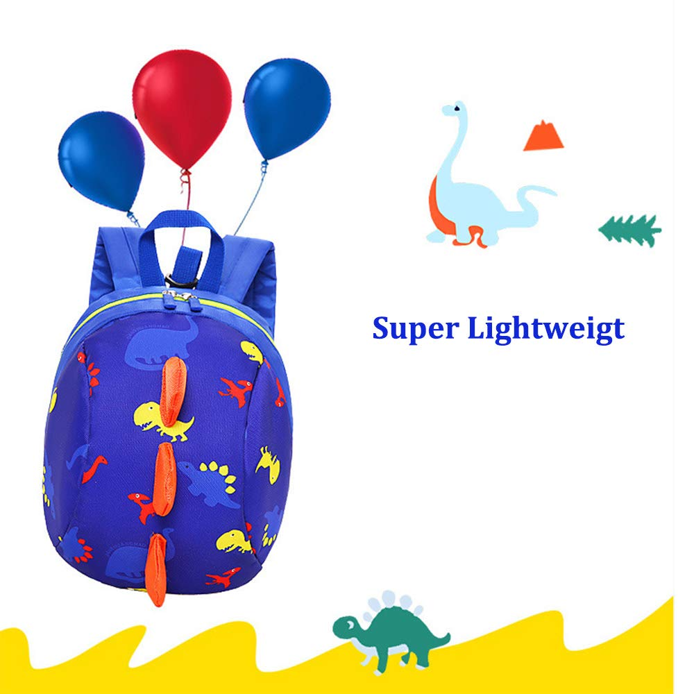 Frealm Toddler Backpack Little Kids Travel Backpack Cartoon Cute Dinosaur  Preschool Backpack for Toddlers Kids Boys Girls ... c3b3e13c97ddc