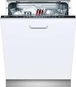 Neff S51D50X2EU lavavajilla - Lavavajillas (Totalmente integrado ...