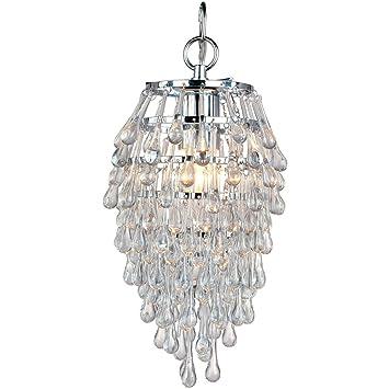 Af lighting 4950 1h crystal teardrop mini chandelier small crystal af lighting 4950 1h crystal teardrop mini chandelier aloadofball Gallery