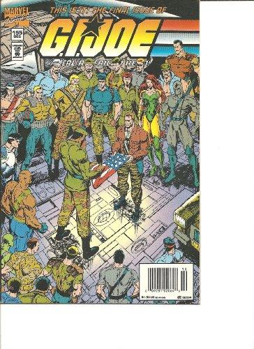 GI Joe #155 Rare last Issue! G.I. Joe (GI Joe, 1)