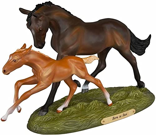 Trail of Painted Ponies Limited Edition Born To Run Figurine 4058150LE