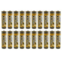 (20-Pack) HyperPS 1.2V AA 700mAh Ni-Cd NiCd Rechargeab?le Battery For NiCd Solar Panel Light Lamp, RC Toy