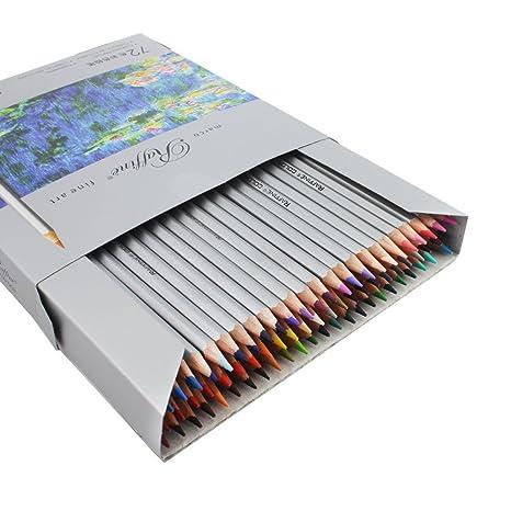 Lápices de colores Taotree colores mezclados, para dibujar, la ...