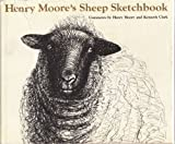Henry Moore's Sheep Sketchbook, Henry Moore, 0500233152