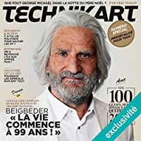 Magazine audio Technikart