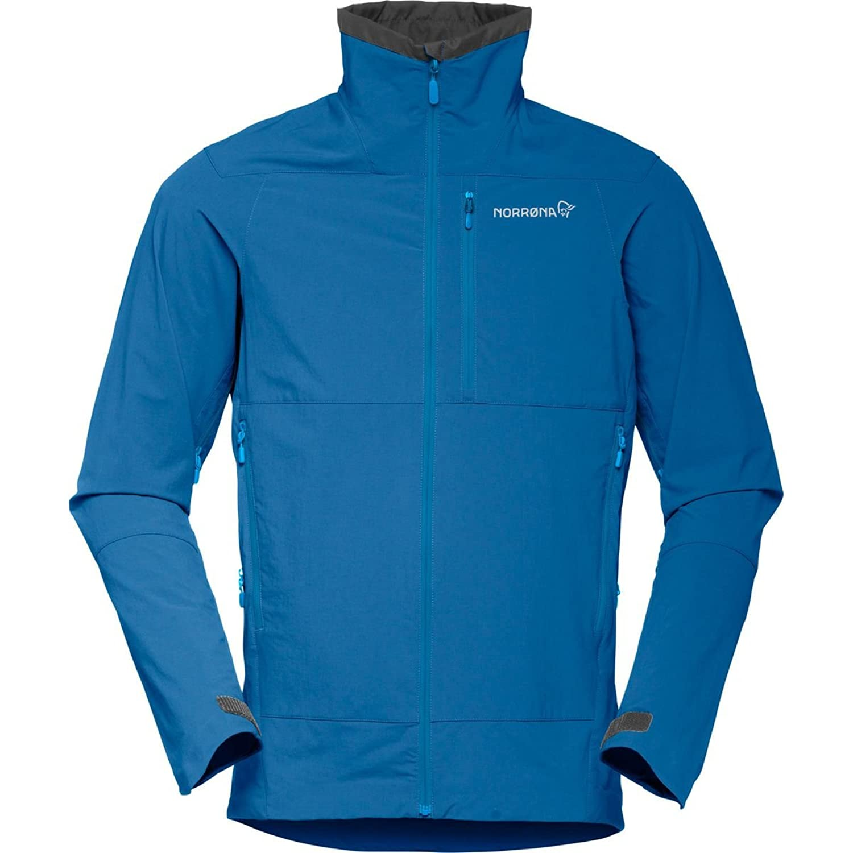 ノローナ メンズ ジャケット&ブルゾン Falketind Flex1 Jacket [並行輸入品] B07BVT8XYH L